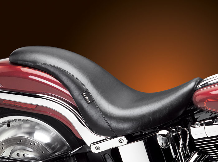 harley seats for deuce models by lepera