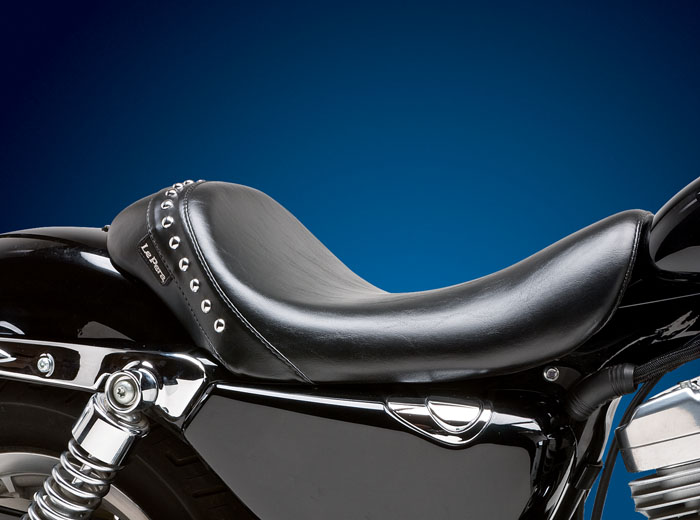 Harley Sportster Seats For 2007 2009 Models By Lepera